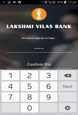 6-Digit-Pin-Login