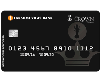 CROWN Signature Debit Cards