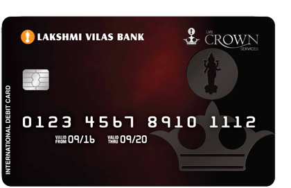 CROWN Platinum Debit Cards
