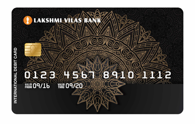 LVB Signature Debit Cards