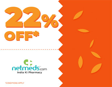 Get-22%-Off-On-Netmeds.com